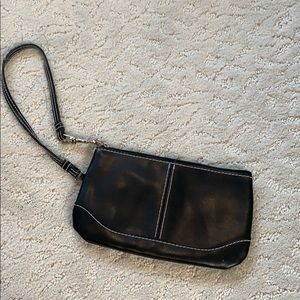 Wristlet bag - unknown brand